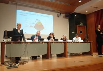 II Jornada INnetCampus Presentación Ann Heelan