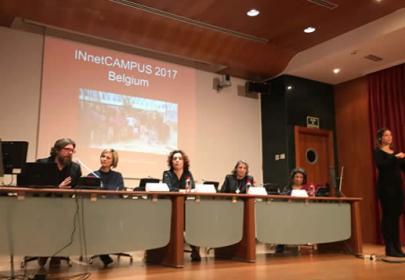 II Jornada INnetCampus Presentación Resultados APC Amberes
