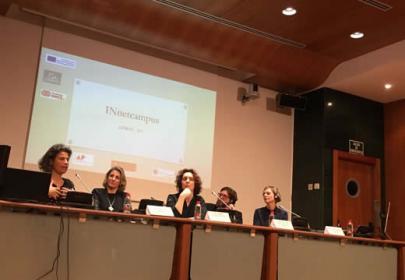 II Jornada INnetCampus Presentación Resultados Lisboa