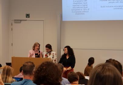 conferencia final de Amberes 2018