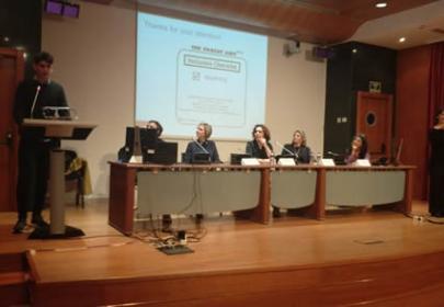 II Jornada INnetCampus Presentación Testimonios Antiguos Participantes