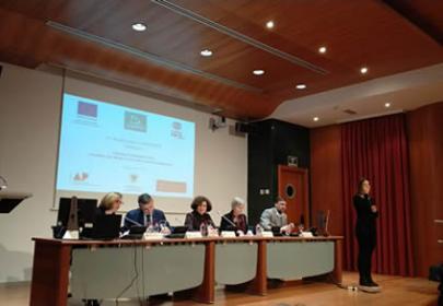 II Jornada INnetCampus Mesa Inaugural Intervención Isabel Martínez