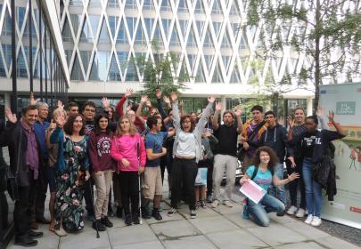 INnetCampus Amberes 2017 Acto de clausura y despedida 25
