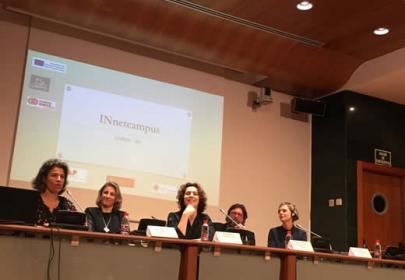 II Jornada INnetCampus Presentación Resultados Universidad de Lisboa