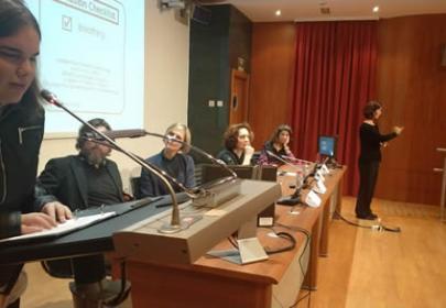 II Jornada INnetCampus Presentación Testimonios Participante Lisboa