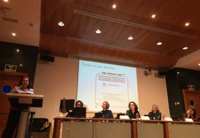 II Jornada INnetCampus Testimonio Familiar Participante InnetCampus
