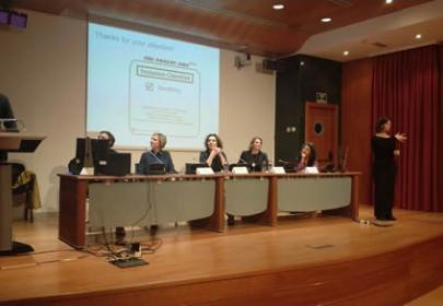II Jornada INnetCampus Testimonio Participantes