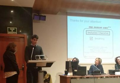 II Jornada INnetCampus Testimonio Participante Vicente Pineda