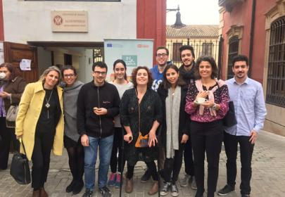 II Jornada INnetCampus Visita Respresentantes ESN España